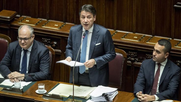 """Mes, Conte riferisce alla Camera: """"Riforme fondamentali per Italia e Ue"""""""