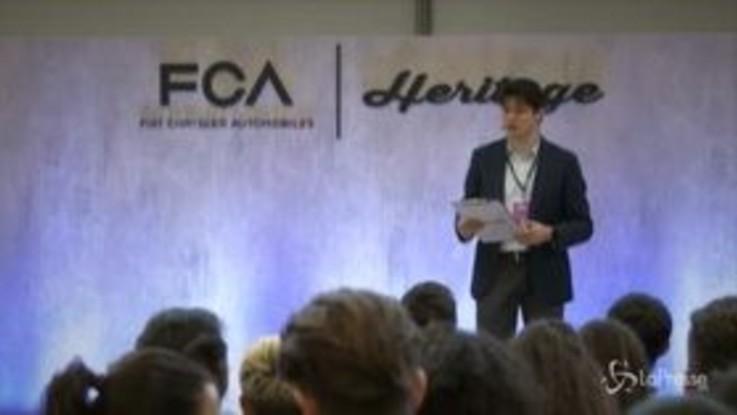 Fca, a Heritage Hub 120 giovani pensano la mobilità del futuro