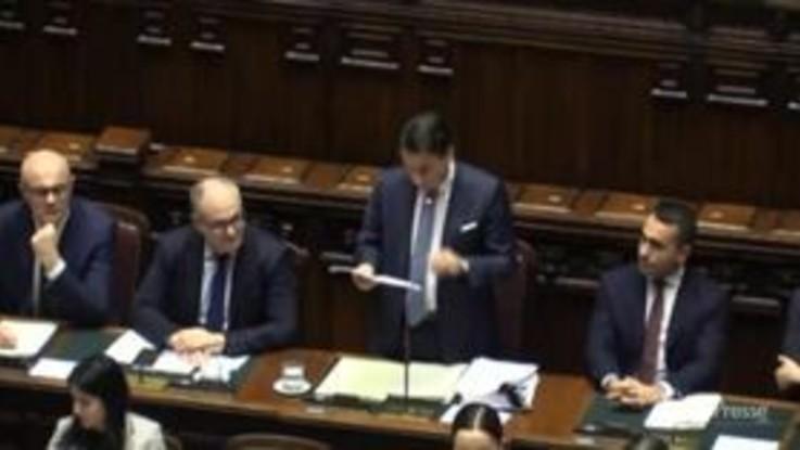 """Fondo Salva-Stati, Conte: """"Salvini non studia i dossier"""""""