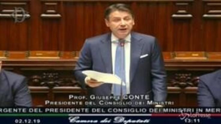 """Mes, Conte: """"È ben nota la resistenza di Salvini a studiare i dossier, sorprende comportamento di Meloni"""""""