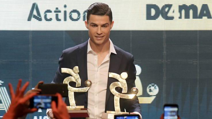 Gran Galà Aic, Ronaldo è il re della Serie A 2018-2019