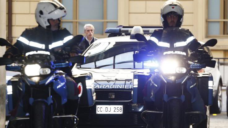 """Omicidio Sacchi, Del Grosso: """"Non volevo uccidere, prima volta che avevo arma"""""""