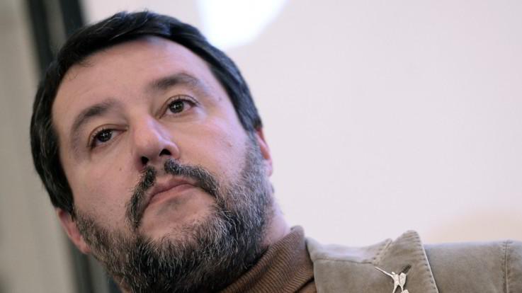 """Salvini: """"Nessuna uscita da euro ma Mes va riscritto"""""""