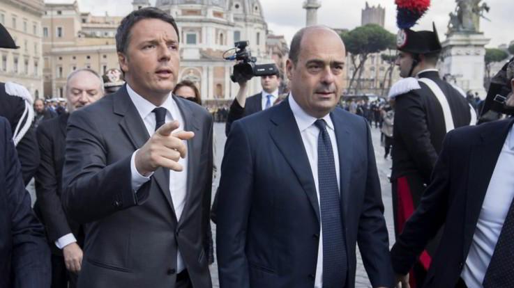 Pd-Italia Viva, fratelli coltelli: lo scontro renziani-dem oltre il livello di guardia