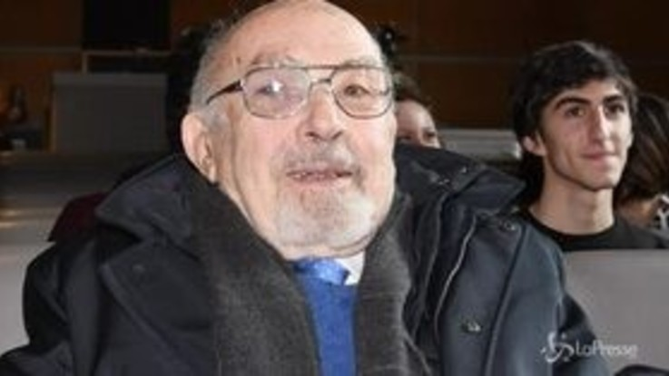 Addio a Piero Terracina, fra gli ultimi sopravvissuti ad Auschwitz