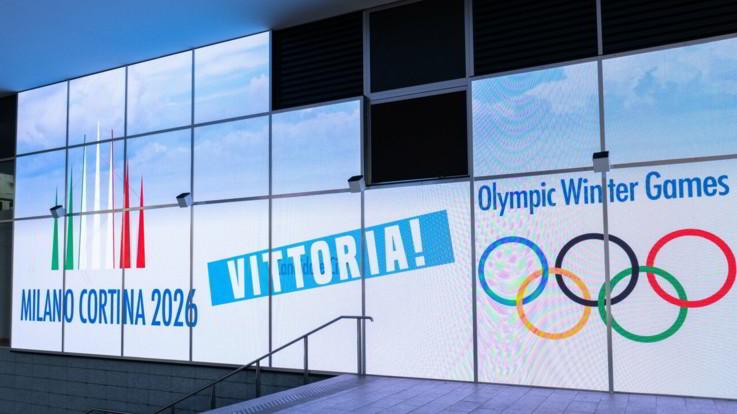 Milano-Cortina, costituita la fondazione che organizzerà i Giochi
