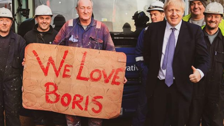 Gran Bretagna, trionfo dei Conservatori di Boris Johnson