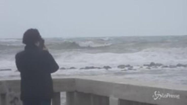 Maltempo, sull'Italia arriva la tempesta di Santa Lucia