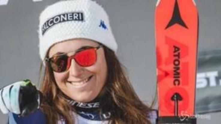 Sci: doppietta azzurra al SuperG di St. Moritz, trionfa Goggia