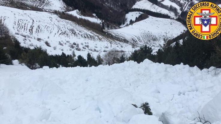 Valanghe, tre morti sulle Alpi