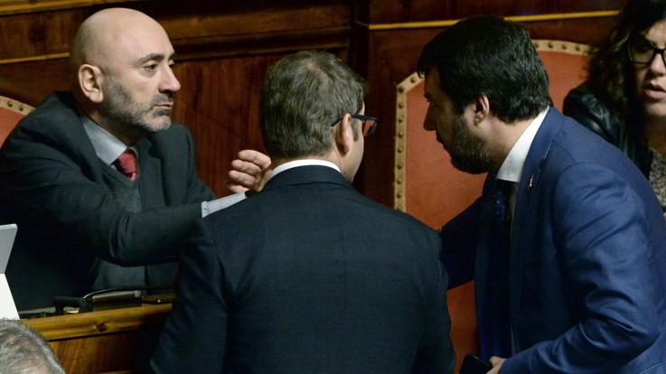 Manovra, stop da Casellati cannabis light e mercato tutelato energia, bagarre Senato