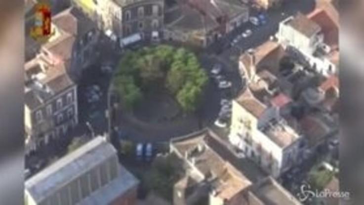 Spaccio a Catania gestito da un ex calciatore, raffica di arresti