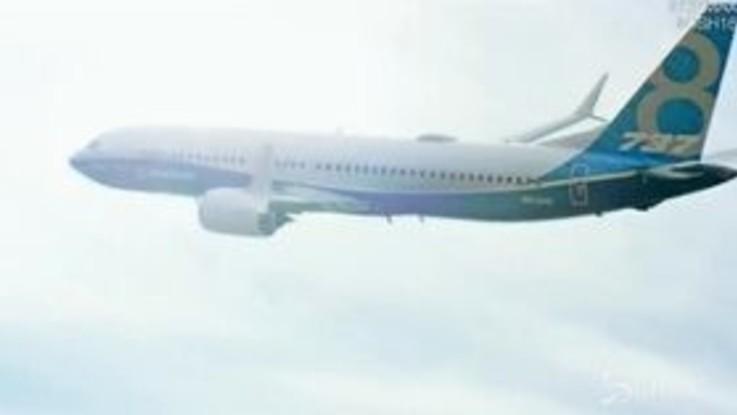 Boeing, da gennaio stop produzione 737