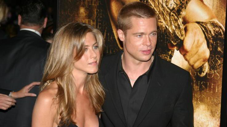Brad Pitt, Jennifer Aniston e le tante voci di un ritorno di fiamma