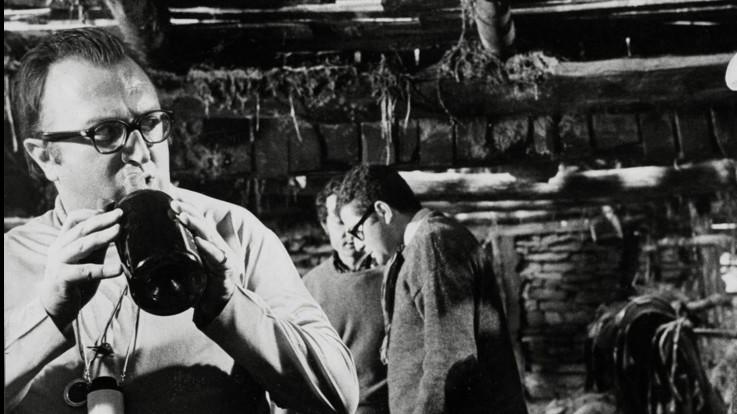 """""""C'era una volta Sergio Leone"""", la mostra all'Ara Pacis di Roma"""
