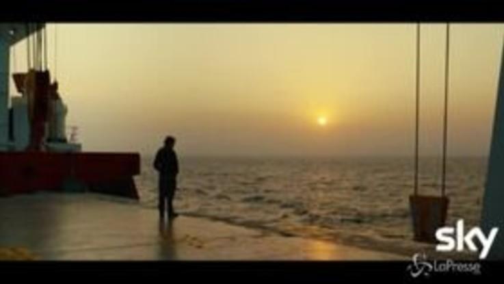 Tv, trailer di 'Zerozerozero' di Saviano: la serie su Sky dal 14 febbrario