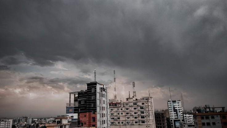 Il meteo del 19 e  20 dicembre, giornate di pioggia