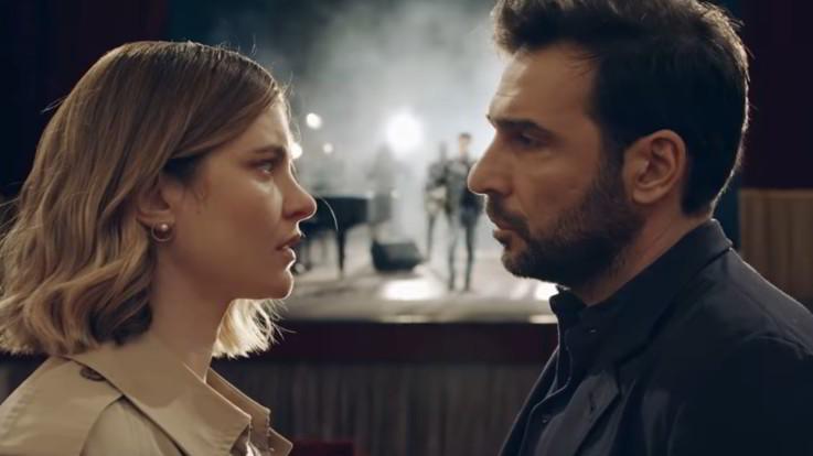 Esce il videoclip di Ultimo 'Tutto questo sei tu': protagonisti Vittoria Puccini ed Edoardo Leo