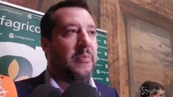 """Caso Gregoretti, Salvini: """"Di Maio un piccolo uomo"""""""