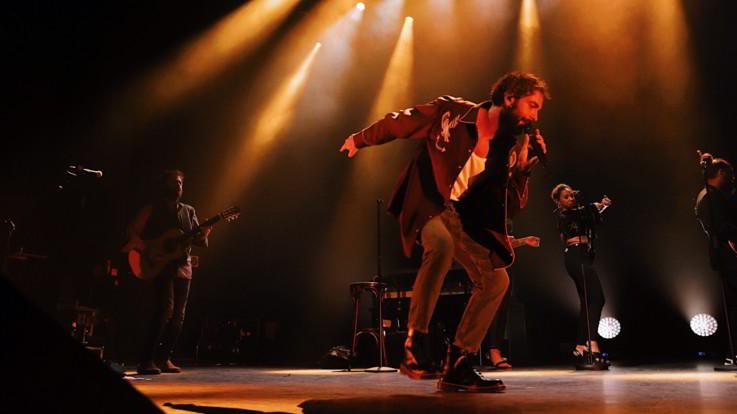 Marco Mengoni, a Londra grande chiusura per il tour