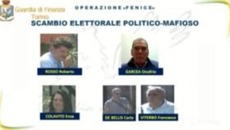 'Ndrangheta, voto di scambio a Torino: le immagini dell'operazione