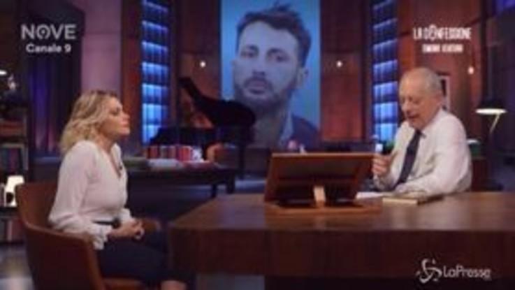 """Simona Ventura a 'La Confessione' sul Nove: """"Avevo paura di Corona, registravo i colloqui"""""""
