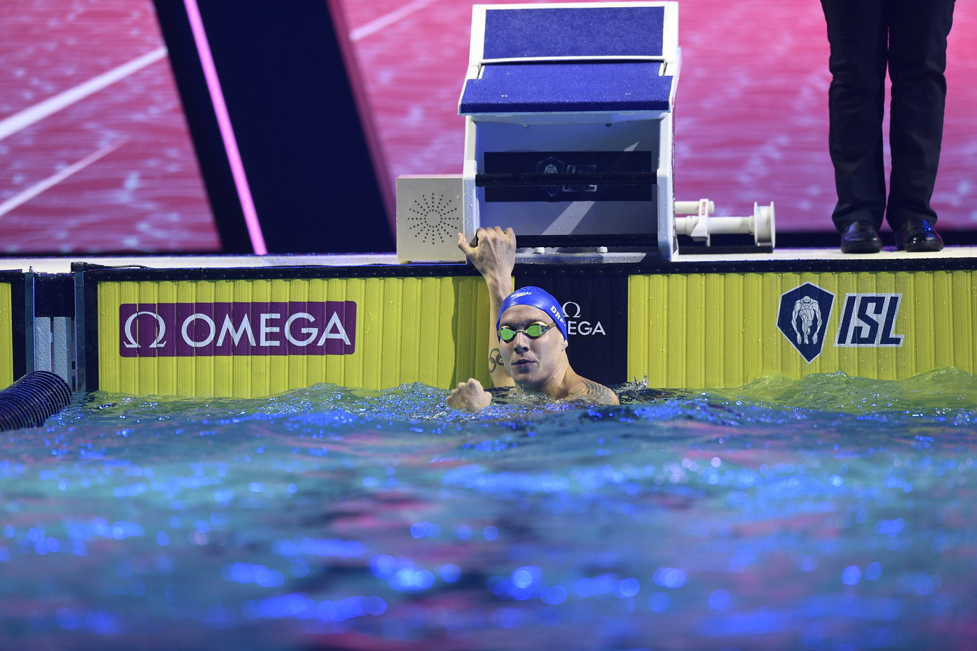 International Swimming League, la prima giornata a Las Vegas | FOTOGALLERY