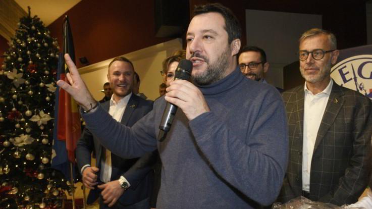 Gregoretti, numeri in bilico su processo a Salvini. Italia viva ago della bilancia