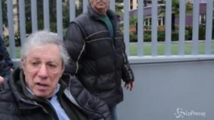 """Congresso Lega, Bossi: """"Con Salvini il partito al sicuro? Mi pare di sì"""""""