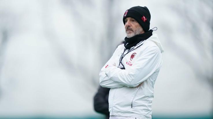 """Milan, Pioli: """"Classifica deficitaria, dobbiamo credere in noi stessi"""""""