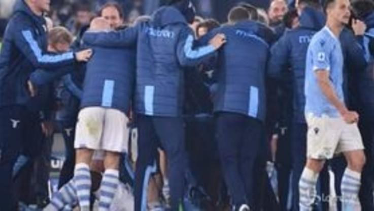 Supercoppa Italiana, trionfa la Lazio: 3-1 alla Juve