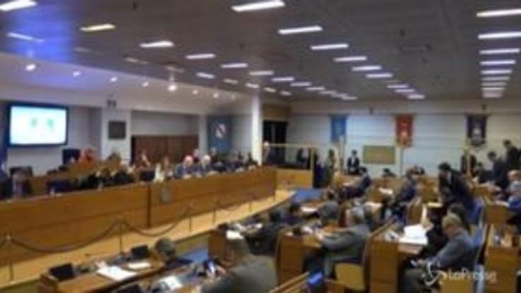 Campania, il Consiglio Regionale approva il Bilancio 2020