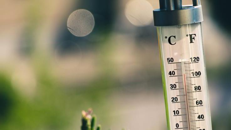 Caldo, chiude il quarto anno più 'hot' dal 1800