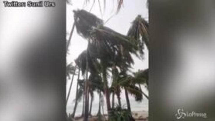 Filippine, tifone Phanfone causa almeno 16 morti