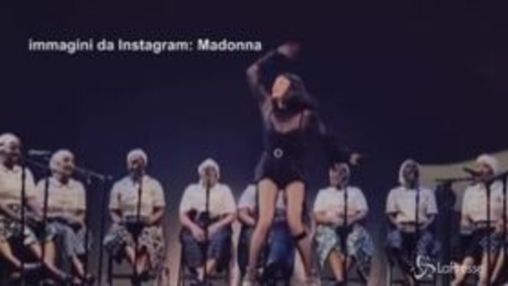 "Madonna, tour cancellato: ""Dolori indescrivibili"""