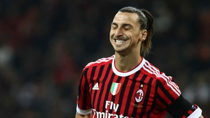 Milan, è ufficiale l'arrivo di Ibrahimovic