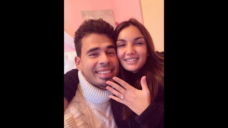 Elettra Lamborghini ha detto sì: il matrimonio annunciato su Instagram