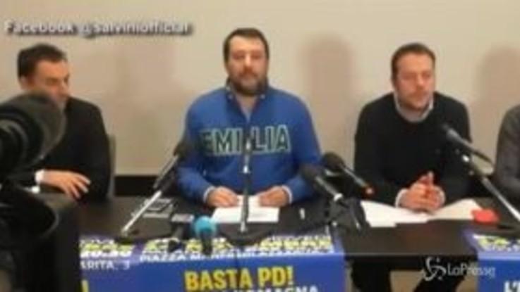 """Gregoretti, Salvini: """"Non vedo l'ora che mi chiamino in tribunale"""""""