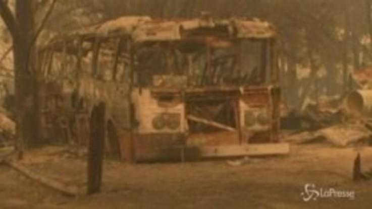 Australia devastata dagli incendi