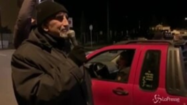 No Tav, a Bussoleno la fiaccolata in solidarietà di Nicoletta Dosio