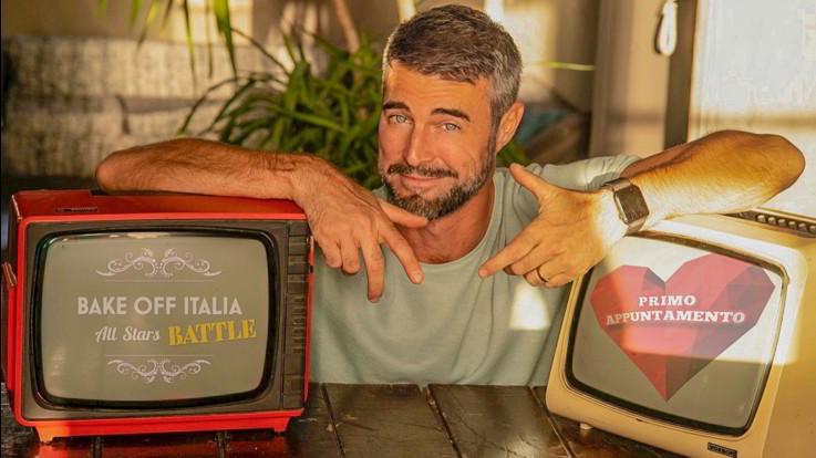 Tv, Flavio Montrucchio conduce 'Bake off Italia - All stars battle'