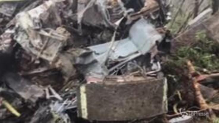 Taiwan, elicottero si schianta: 8 morti, anche il Capo di Stato maggiore