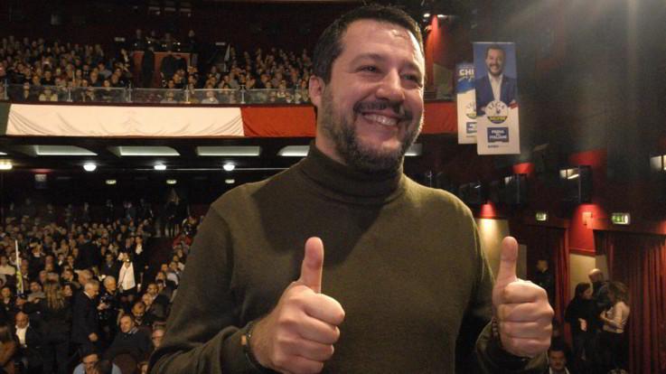 """Caso Gregoretti, Salvini deposita la memoria: """"Tutto il governo era coinvolto"""""""