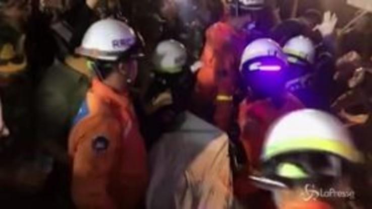 Cambogia, crolla edificio in costruzione: almeno 7 morti