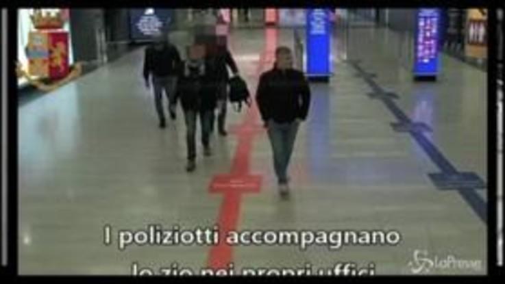 Roma, zio arrestato a Fiumicino: bambino moldavo ospitato a Natale da poliziotto
