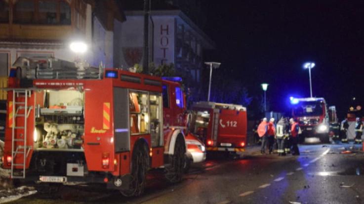 Bolzano, auto travolge turisti tedeschi: 6 morti e 11 feriti, alcuni gravi