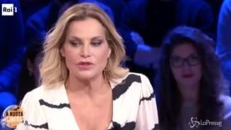 """Simona Ventura: """"Dicevano che facevo uso di droghe, mi hanno fatto smettere di lavorare"""""""