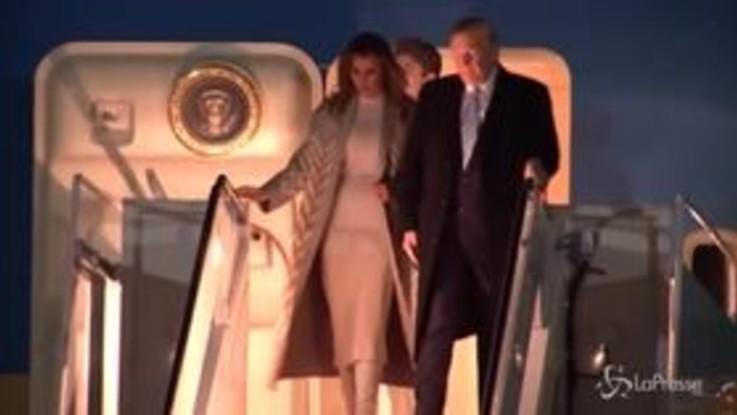 Crisi Iran-Usa, Trump rientra a Washington dalla Florida