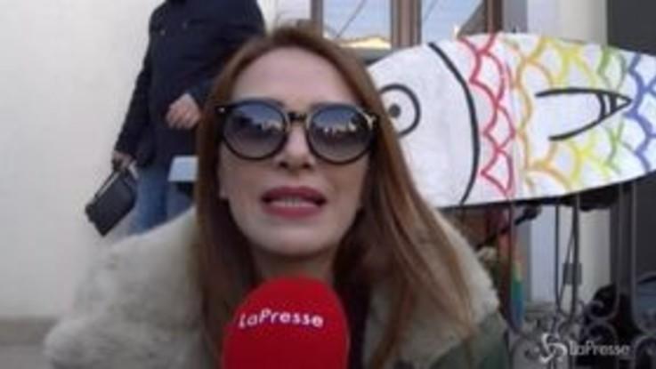 """Sardine a Riace, Jasmine Cristallo: """"Non è festa buonista, è un messaggio di pace"""""""