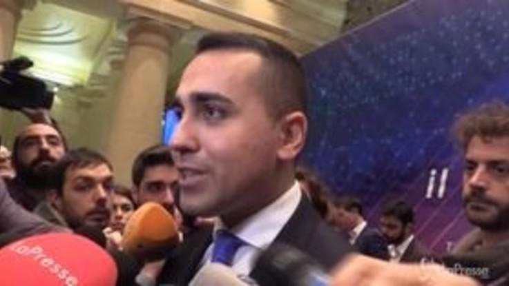 """Libia e Iran, Di Maio: """"Rischi per Italia"""""""